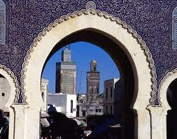 De vacaciones a Marruecos