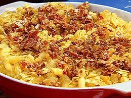 Macarrones con salsa de queso y otras recetas anticrisis