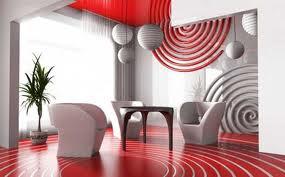 Cómo combinar el color del piso con el del techo