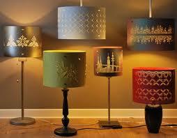 Cómo hacer una pantalla para una lámpara