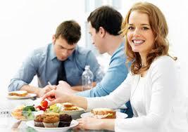 Cómo cuidar tu dieta en el trabajo