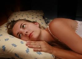 ¿Por qué tienes problemas en el sueño?