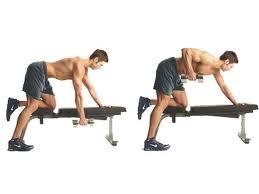 Ejercicios para trabajar los músculos de la espalda