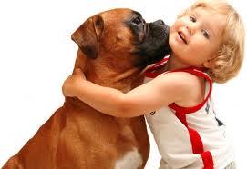 Beneficios de los animales para los niños