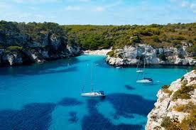 Menorca y sus bellas calas