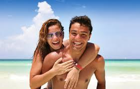 Las primeras vacaciones en pareja