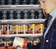 Bisfenol, el peligro oculto en la comida para los niños