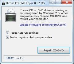 Cómo reparar la unidad de CD-DVD