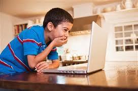 Internet y la angustia en los niños