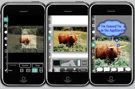 Aplicaciones para retocar nuestras fotografías desde iPhone o iPad
