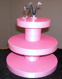 Cómo hacer un soporte para cupcakes