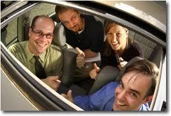 Compartir coche para ahorrar (carpooling)