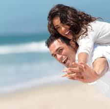 Relajación, felicidad y riqueza