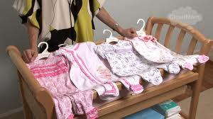 Cómo cuidar la ropa del bebé