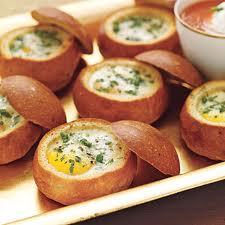 Pan de huevo casero
