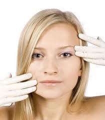 Gimnasia facial con efecto lifting