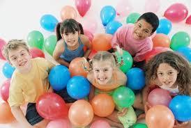 Cómo animar una fiesta infantil