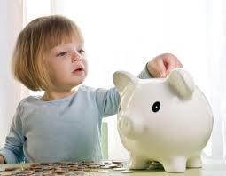 ¿Cuál es la mejor manera de dar dinero a los niños?
