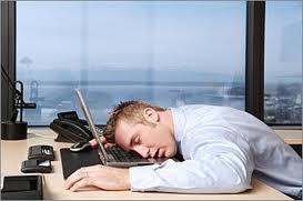 Consejos para no dormirse en el trabajo