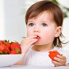 ¿Cuánta comida darle a un niño?