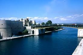 Taranto, la ciudad de los dos mares