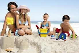 Cómo ahorrar dinero en las vacaciones en familia