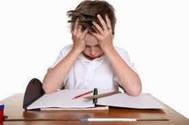 ¿Tu hijo está estresado?