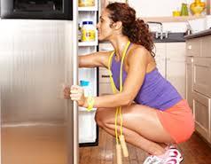 Cómo frenar el hambre después de un entrenamiento intenso