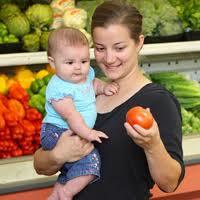 Cómo bajar de peso después del parto