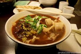 Reglas de protocolo para comer en Asia
