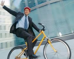 Ventajas y desventajas de ir a trabajar en bicicleta