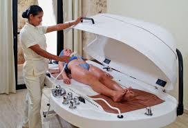 Terapia con arena para purificar el cuerpo