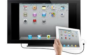 Como ver tu iPad en tu television