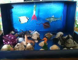 Cómo hacer un mini-acuario decorativo