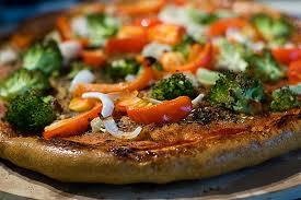 Cómo hacer pizza integral saludable