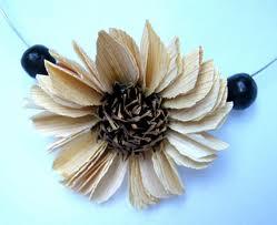 Cómo hacer flores con hojas de maíz