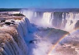 Cataratas del Iguazú: los saltos del agua grande