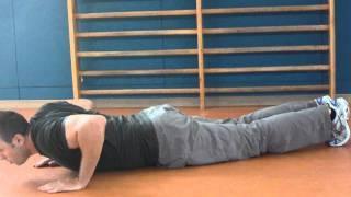 Cómo ganar músculos sin pesas ni aparatos