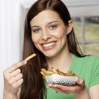 La dieta de las mujeres francesas