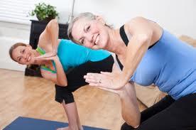 El ejercicio y la menopausia
