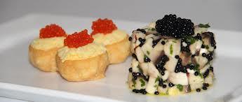 Recetas con caviar: gran glamour en la cocina