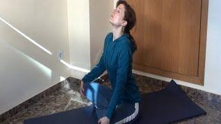 Yoga contra el insomnio y la ansiedad