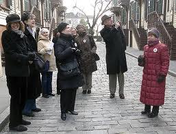 Greeters, los voluntarios que muestran su ciudad a los turistas