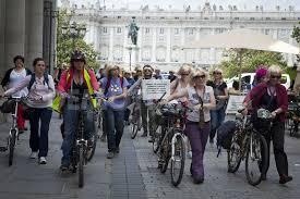 Bicicleteadas en todas partes