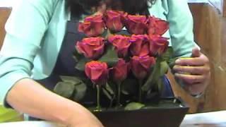 Cómo hacer un arreglo floral elegante