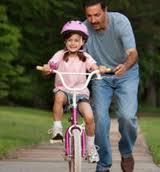 Consejos para enseñar a montar en bicicleta a un niño