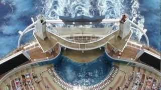 El crucero más impresionanto del mundo