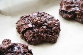 Galletas de chocolate sin gluten