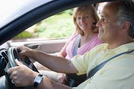 Conducción segura pese a la edad