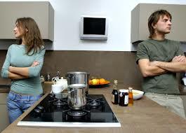Las tareas domésticas y los días de fiesta